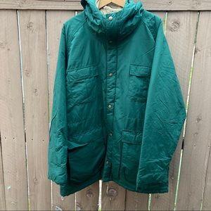 Vintage L.L Bean Snow/Rain Heavy Jacket